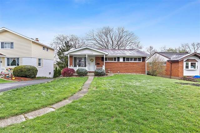 310 Cherrydell Drive, Scott Twp - Sal, PA 15220 (MLS #1495831) :: Broadview Realty
