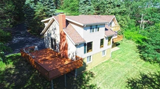214 Alpine Heights Road, Saltlick Twp, PA 15622 (MLS #1496148) :: Broadview Realty