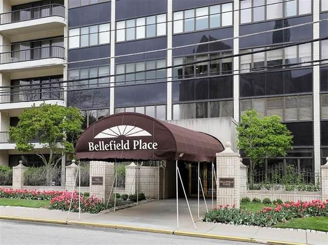 146 N Bellefield Ave #701, Oakland, PA 15213 (MLS #1496162) :: Broadview Realty