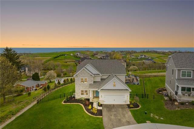 487 Harvest View Dr, Peters Twp, PA 15367 (MLS #1496184) :: The SAYHAY Team