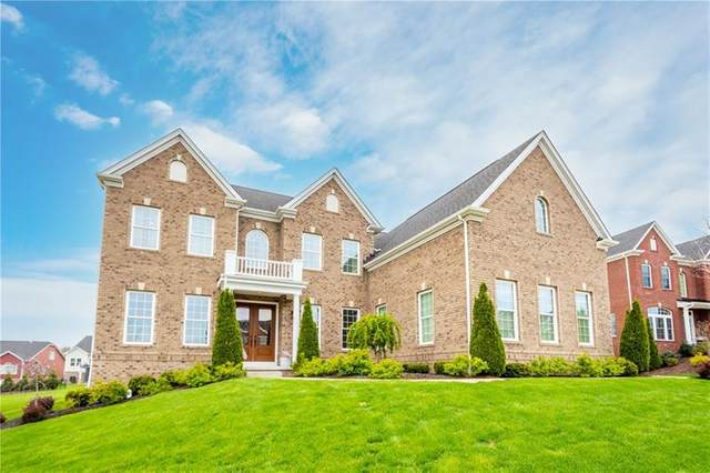 1783 Sapphire Court, Upper St. Clair, PA 15241 (MLS #1496224) :: Broadview Realty