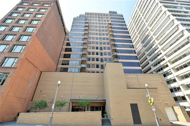 151 Fort Pitt Blvd #1205, Downtown Pgh, PA 15222 (MLS #1496401) :: The SAYHAY Team