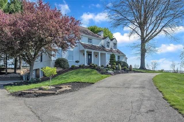 107 Fairview Circle, Peters Twp, PA 15367 (MLS #1496543) :: Broadview Realty