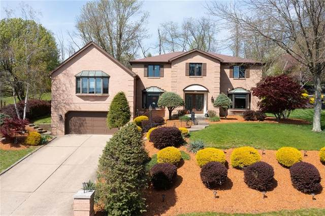 121 Kelly Ct, Monroeville, PA 15146 (MLS #1496681) :: The SAYHAY Team