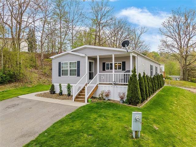 90 Hawthorne Court, Cranberry Twp, PA 16066 (MLS #1496734) :: The SAYHAY Team