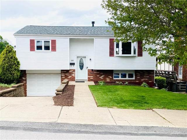 145 Summerfield Dr, Munhall, PA 15120 (MLS #1496843) :: Broadview Realty