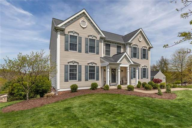 106 Skyview Dr, North Strabane, PA 15317 (MLS #1497907) :: The SAYHAY Team