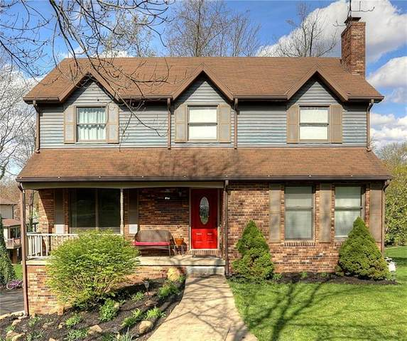 129 Radcliff Drive, Center Twp - Bea, PA 15001 (MLS #1497954) :: Broadview Realty