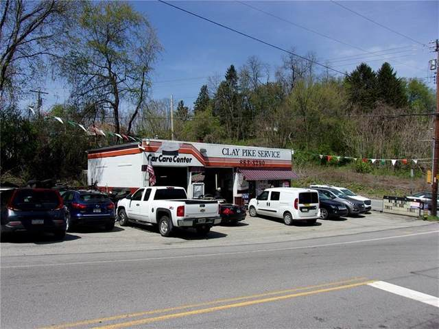 1410 Clay Pike, North Huntingdon, PA 15642 (MLS #1498048) :: Broadview Realty