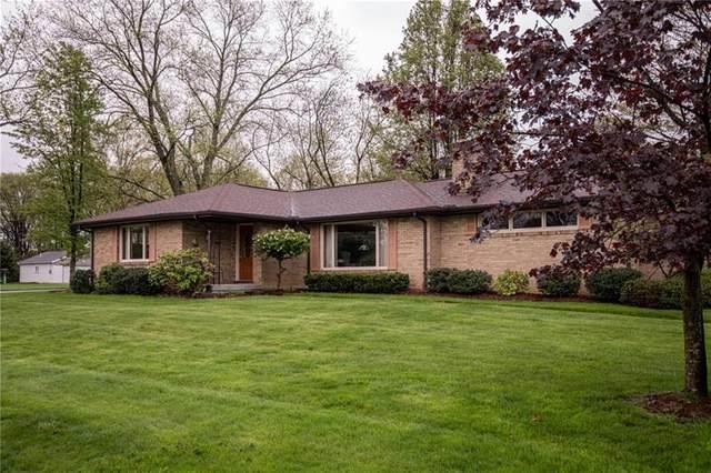 3470 James St, Hermitage, PA 16148 (MLS #1498050) :: Broadview Realty
