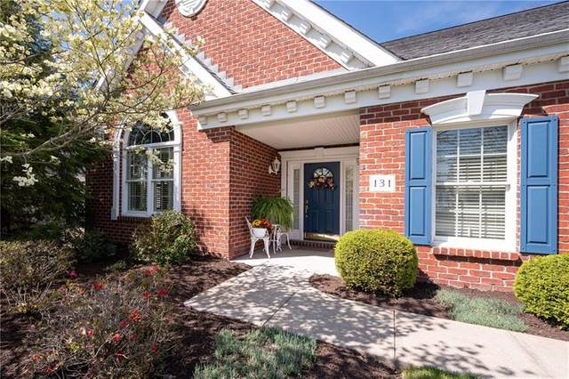 131 Driftwood Dr, Canonsburg, PA 15317 (MLS #1498193) :: Broadview Realty
