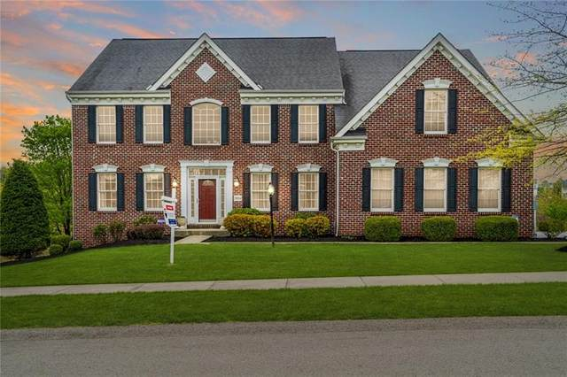 9004 Simi Ct, Moon/Crescent Twp, PA 15108 (MLS #1498284) :: Broadview Realty