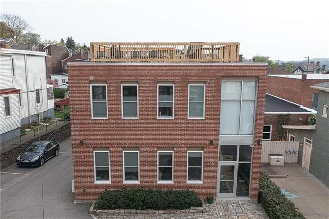 260 42nd St #4, Lawrenceville, PA 15201 (MLS #1498380) :: The SAYHAY Team