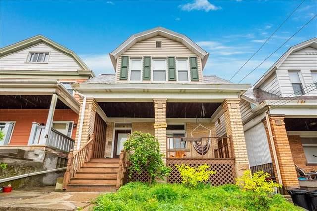 428 Iberia Street, Mt Washington, PA 15211 (MLS #1498673) :: Broadview Realty