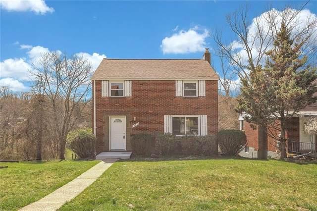 732 Churchill Ave, Penn Hills, PA 15235 (MLS #1498699) :: Broadview Realty