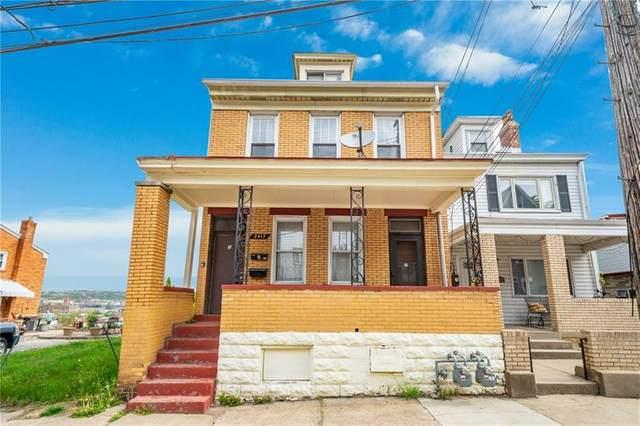 2417 Leticoe St, South Side, PA 15203 (MLS #1498785) :: Broadview Realty