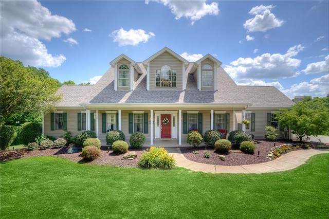 2611 Hilltop Road, Collier Twp, PA 15071 (MLS #1498787) :: The SAYHAY Team