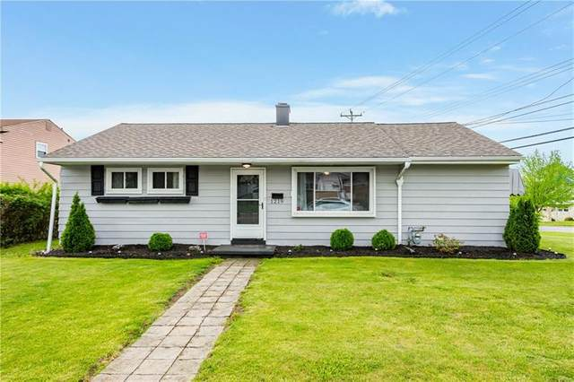 1219 Maine Ave, Hopewell Twp - Bea, PA 15001 (MLS #1498794) :: The SAYHAY Team