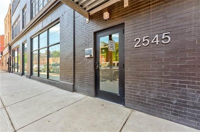 2545 Penn Ave #205, Downtown Pgh, PA 15222 (MLS #1498820) :: Broadview Realty