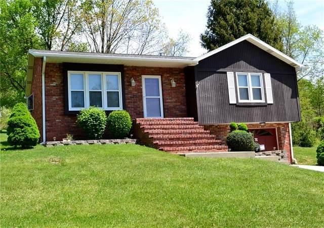 76 Sunrise Drive, Chartiers, PA 15301 (MLS #1498848) :: Broadview Realty