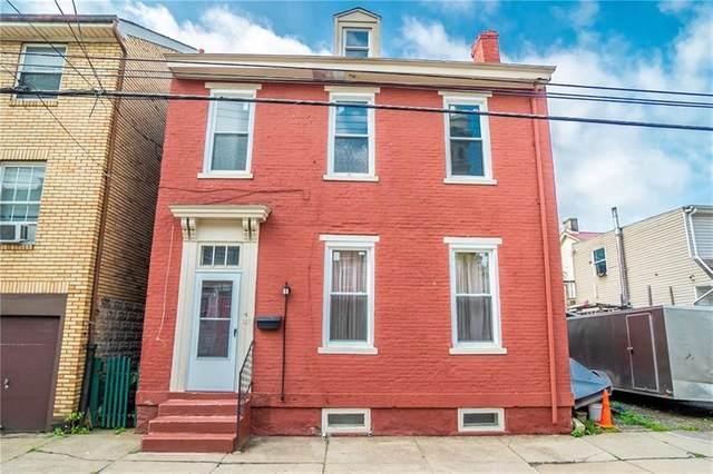 207 Clay St, Sharpsburg, PA 15215 (MLS #1498920) :: Broadview Realty