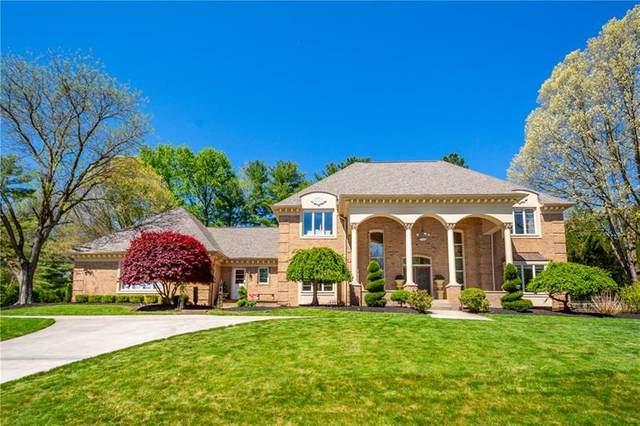 2060 Blairmont Dr, Upper St. Clair, PA 15241 (MLS #1498928) :: The SAYHAY Team
