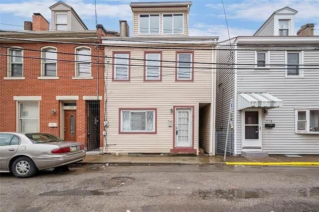1718 Carey Way, South Side, PA 15203 (MLS #1498958) :: Broadview Realty