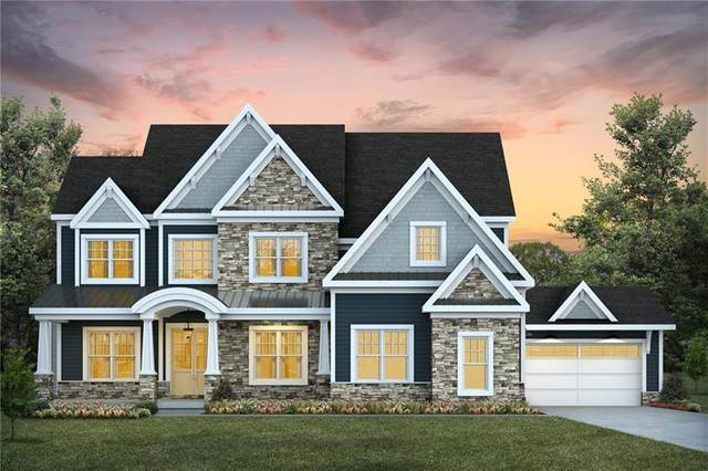 Lot 301 Morningside Drive, Cranberry Twp, PA 16066 (MLS #1498983) :: The SAYHAY Team