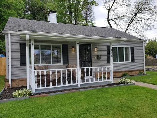 105 Carson Street, Springdale Twp, PA 15144 (MLS #1499024) :: Broadview Realty