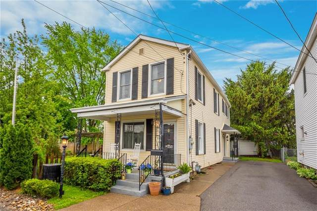 553 Beall Way, Sewickley, PA 15143 (MLS #1499026) :: Broadview Realty