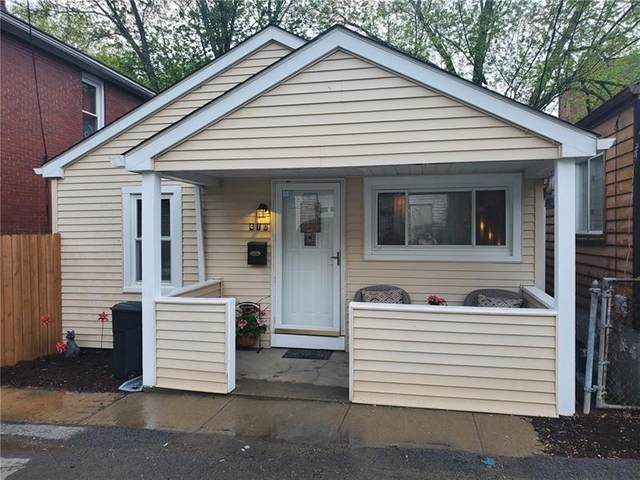 410 Bach Ave, City Of Greensburg, PA 15601 (MLS #1499050) :: Broadview Realty