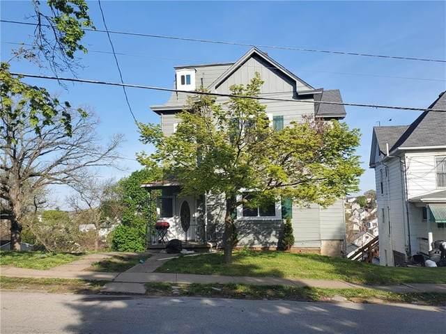 335 Locust Avenue, City Of Washington, PA 15301 (MLS #1499235) :: Broadview Realty