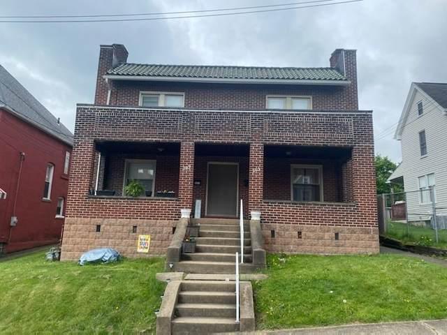 263 Donnan Ave, City Of Washington, PA 15301 (MLS #1499253) :: Broadview Realty