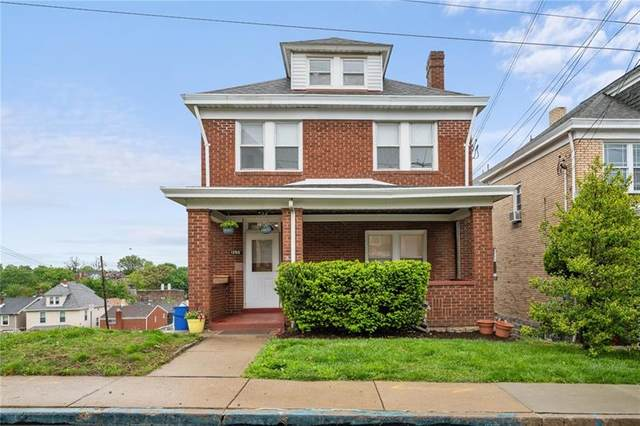 1250 Tennessee Ave, Dormont, PA 15216 (MLS #1499286) :: Dave Tumpa Team