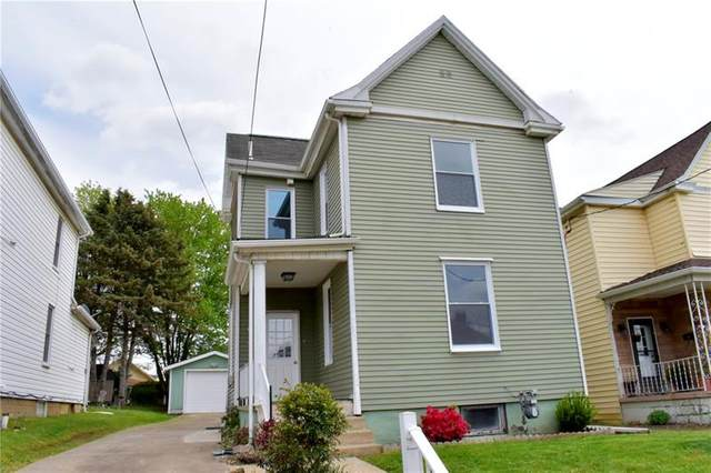 192 Maple Ave, City Of Washington, PA 15301 (MLS #1499357) :: Broadview Realty