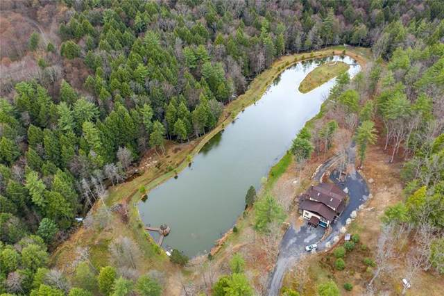 LOT 53 Sandy Creek Forest, East-Other Area, PA 16836 (MLS #1499426) :: Dave Tumpa Team