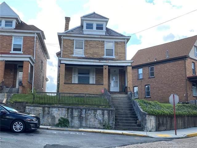 537 Marwood Ave, Mckees Rocks, PA 15136 (MLS #1499449) :: Dave Tumpa Team