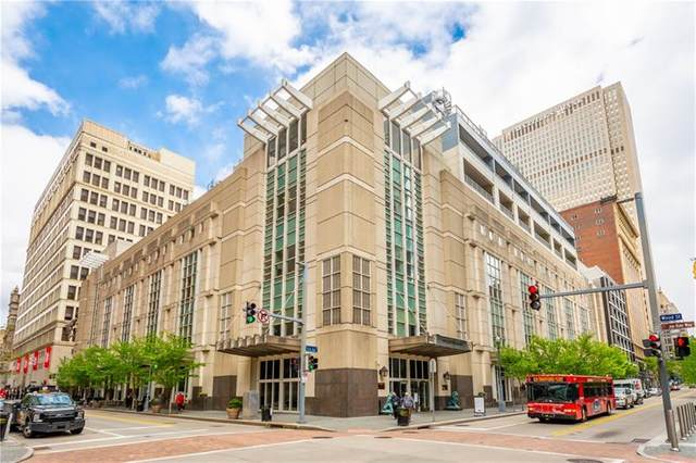 301 5th Avenue #714, Downtown Pgh, PA 15222 (MLS #1499542) :: Broadview Realty