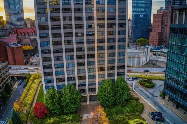 112 Washington Pl 18E, Downtown Pgh, PA 15219 (MLS #1499558) :: Broadview Realty
