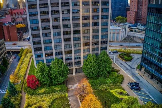 112 Washington Pl 20D, Downtown Pgh, PA 15219 (MLS #1499559) :: Broadview Realty