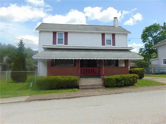 314 Walnut St, Vanderbilt, PA 15486 (MLS #1499617) :: Broadview Realty