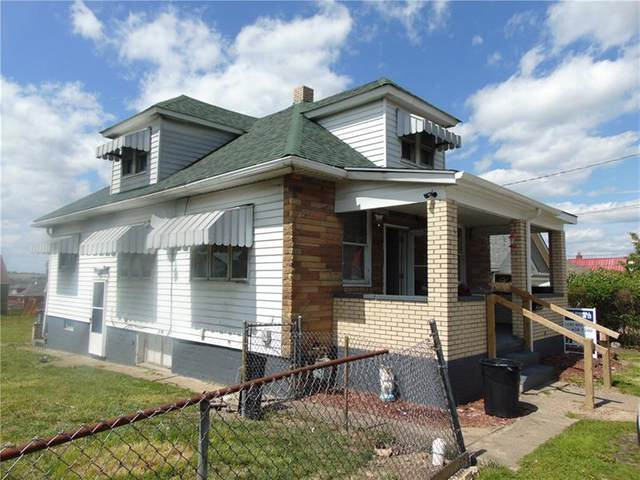 19 Esther St, Uniontown, PA 15401 (MLS #1499641) :: Broadview Realty