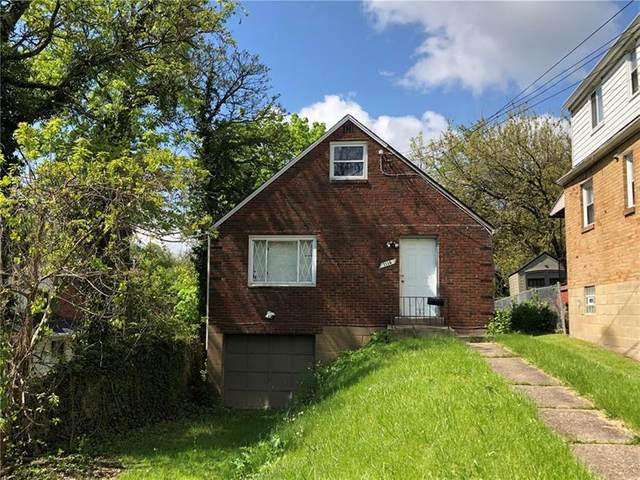 1114 Labelle Ave, Wilkinsburg, PA 15221 (MLS #1499737) :: Dave Tumpa Team