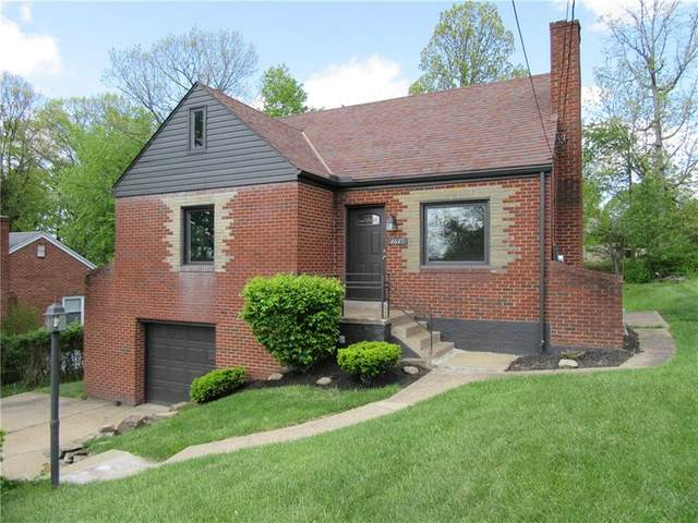 4645 Cook Avenue, Whitehall, PA 15236 (MLS #1499842) :: Broadview Realty