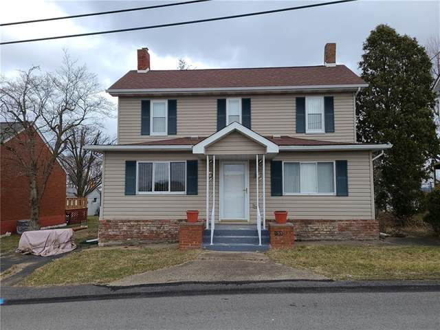 159 Grant St, North Huntingdon, PA 15642 (MLS #1499882) :: Broadview Realty