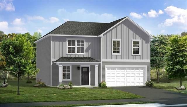 138 Leslie Farms Drive Carnegie II, Evans City Boro, PA 16033 (MLS #1499926) :: Broadview Realty