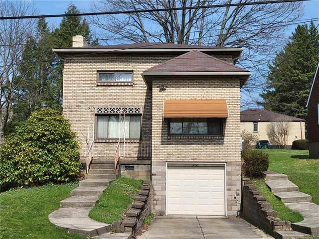 312 Elizabeth Avenue, Chalfant Boro, PA 15112 (MLS #1499964) :: Dave Tumpa Team