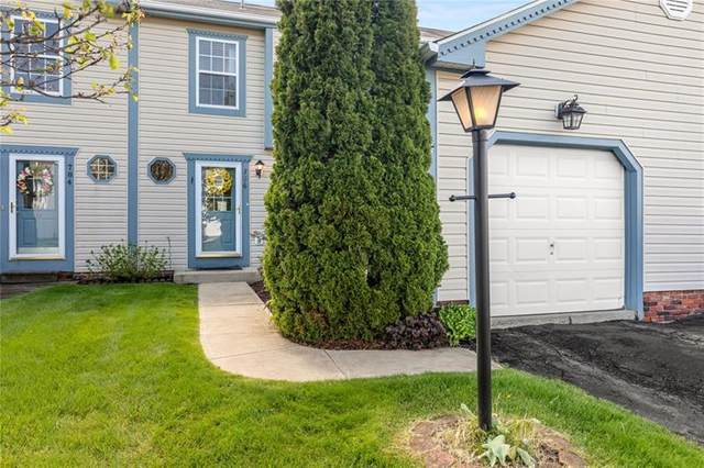 786 Sunset Circle, Cranberry Twp, PA 16066 (MLS #1500169) :: Broadview Realty