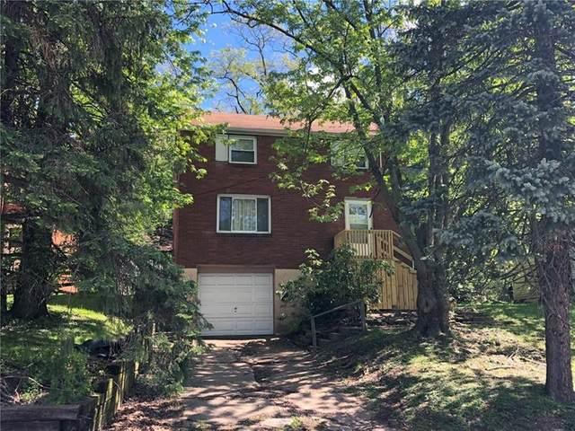 1228 Circle Dr, Braddock Hills, PA 15221 (MLS #1500359) :: Dave Tumpa Team