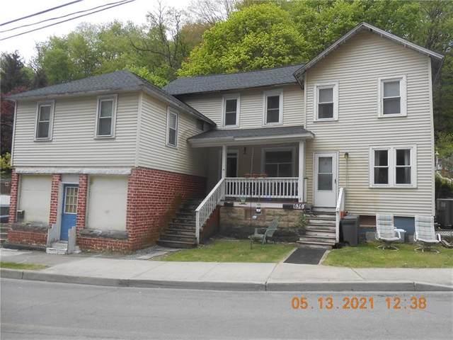 636 Filbert St, Curwensville Area School District, PA 16833 (MLS #1500477) :: Dave Tumpa Team